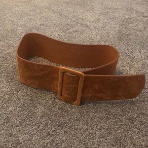F21 Wide Belt